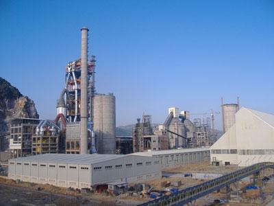 Gia công kết cấu thép nhà máy xi măng